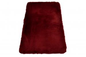 DYWAN BERFIN SHAGGY PUFFY 60X100cm RED