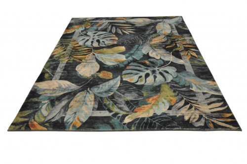 DYWAN  SHAGGY STILO 160X230cm TROPICAL CIEMNY 503840 63977 mini